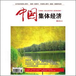 论文发表:中国集体经济